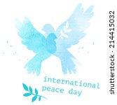 international day vector... | Shutterstock .eps vector #214415032