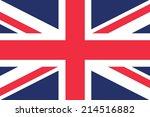 an illustration of the flag of... | Shutterstock .eps vector #214516882