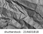 gray paper background. | Shutterstock . vector #214601818