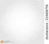 new rising sun or sun ray sun... | Shutterstock .eps vector #214608796