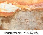 old stone wall texture wall   Shutterstock . vector #214669492
