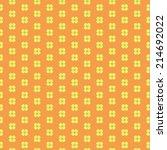 seamless pattern. geometric... | Shutterstock .eps vector #214692022