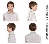 Young Man Portrait Composite ...