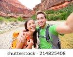 Travel Hiking Selfie Self...