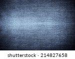 Texture Of Blue Jeans Textile...
