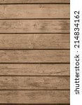 the old painted wooden boards... | Shutterstock . vector #214834162