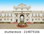 Jai Vilas Palace In Gwalior ...