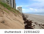 Example Of Beach Erosion In...