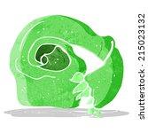 cartoon scarf   Shutterstock .eps vector #215023132