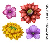 Flower Illustration  Design...