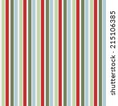seamless christmas stripes... | Shutterstock .eps vector #215106385