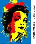 vector abstract background | Shutterstock .eps vector #21512662