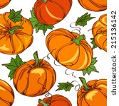 abstract seamless pattern of... | Shutterstock .eps vector #215136142