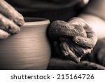 potter | Shutterstock . vector #215164726