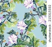 hawthorn berrys seamless pattern   Shutterstock . vector #215315332