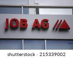 circa july 2014   frankfurt ... | Shutterstock . vector #215339002