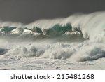 Huge Waves  La Palma
