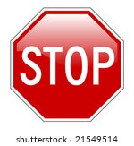 vector illustration of stop... | Shutterstock .eps vector #21549514
