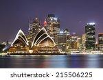 Australia Sydney City Cbd Clos...