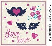 Love Angel Wings   Roses...