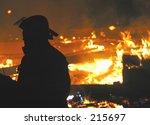 arson fire   | Shutterstock . vector #215697