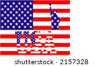 proud to be an american  ...   Shutterstock .eps vector #2157328