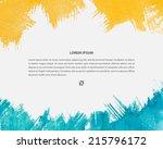 Vector Watercolor Background...