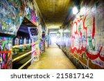 Graffiti Inside Krog Street...