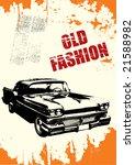 grunge vector background   Shutterstock .eps vector #21588982