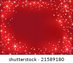 shine christmas background.... | Shutterstock .eps vector #21589180