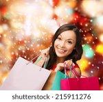 sale  gifts  christmas  x mas... | Shutterstock . vector #215911276