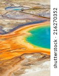 Grand Prismatic Pool In...