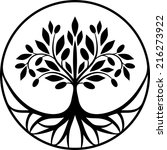 olive symbol   Shutterstock .eps vector #216273922