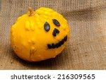 Unusual Halloween Yellow...