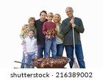 Multi Generational Family In...