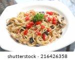 Spaghetti Carbonara With...