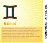 gemini horoscope with ample...