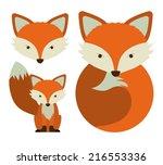 animal design over white... | Shutterstock .eps vector #216553336