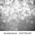Abstract Black Background With...