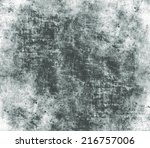 grunge texture | Shutterstock . vector #216757006