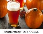 Frothy Orange Pumpkin Ale Read...