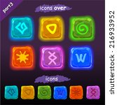 interface game design  icon for ...