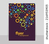 Flyer Or Cover Design With...