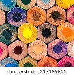 colorful rainbow background... | Shutterstock . vector #217189855