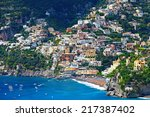 Picturesque Amalfi Coast Of...