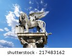 The Winged Lion Of St Mark ...
