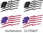 american   Shutterstock .eps vector #21755827