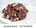Rocky Road Fudge With...
