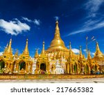 Myanmer Famous Sacred Place An...