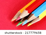 close up picture of sharp... | Shutterstock . vector #217779658